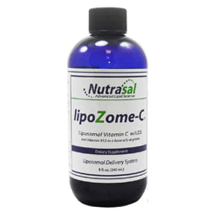 Liposomal Vitamin C With B12 Advancedbiocell